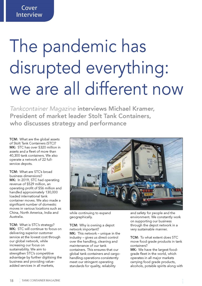 Tankcontainer Magazine Page_1